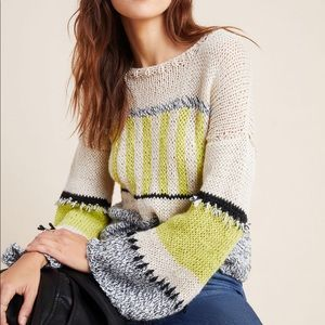 Walsh Bell Sleeved Sweater